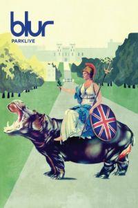 Cover Blur - Parklive [DVD]